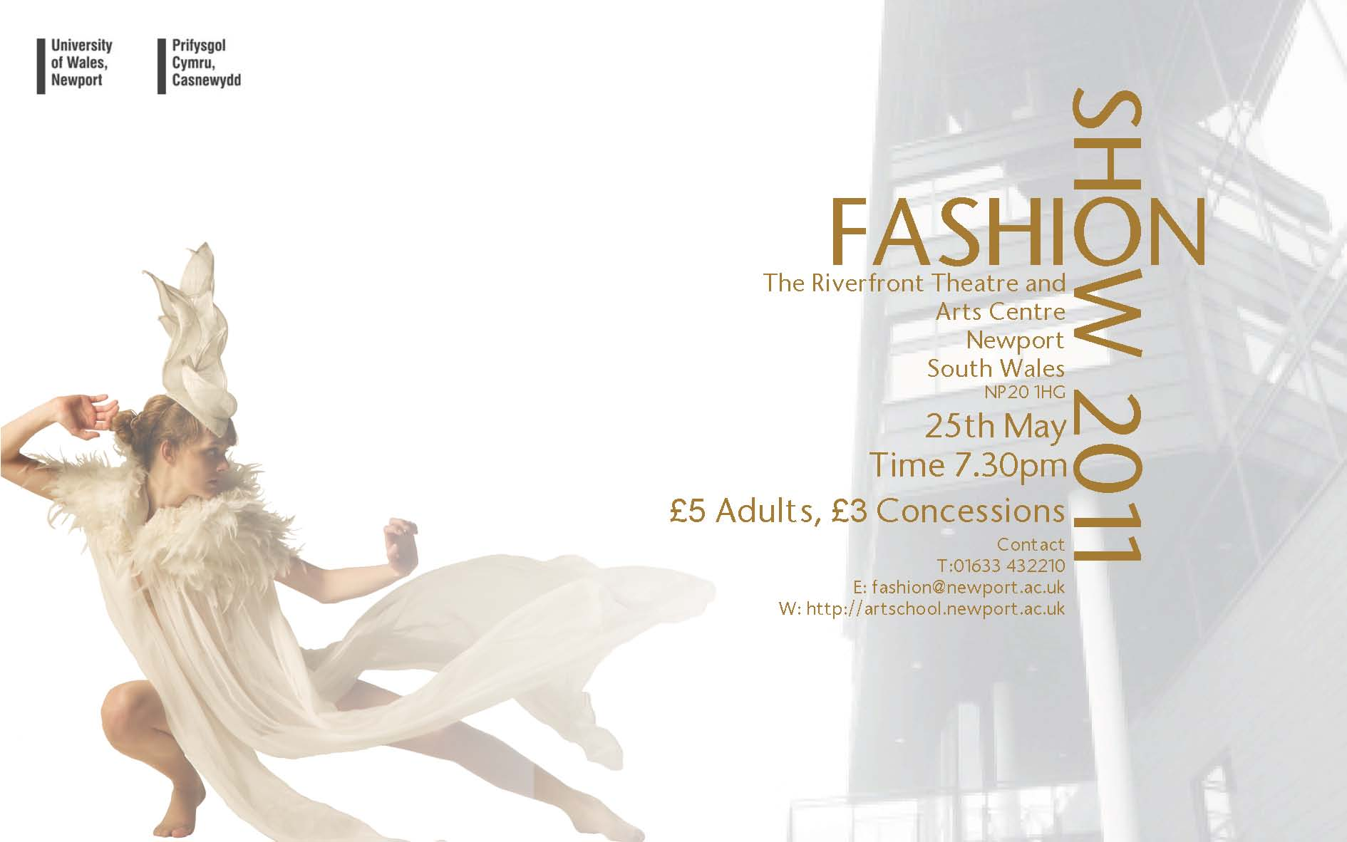 Newport Fashion Show Of Icon